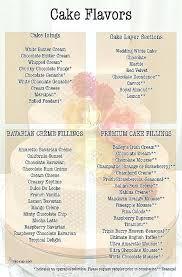 Wedding Cake Flavors Ideas Tekhno