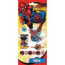 <b>Наклейки ACTION</b>! <b>Объемные SPIDERMAN</b> 17,5*9 см: купить ...