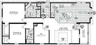 double wide floor plans 2 bedroom. Double Wide Home Floor Plans Manufactured Best Of Homes Triple . 2 Bedroom