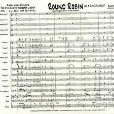 Tricotism Chart 2 Alto Saxophones 2 Tenor Saxophones Baritone Saxophone 4