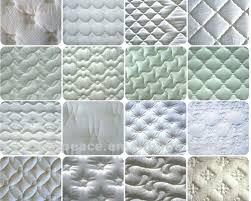 mattress pattern. Richpeace Computerized Multi Needle Chain Stitch High Precision Lockstitch Mattress Quilting Machine Pattern E