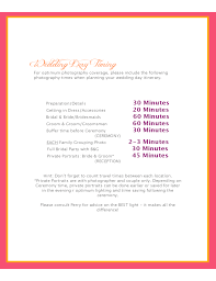 Photography Contract Beauteous Wedding Photography Contract Template Free Download