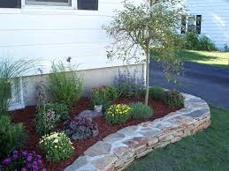 25 Inspirational Backyard Landscaping Ideas. Front Of HousesStone ...