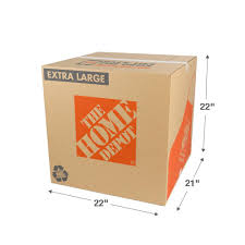 usps package size limitations the home depot 22 in l x 21 in w x 22 in d extra large moving box