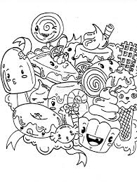 Small Picture Adult candy coloring pages Christmas Candy Coloring Pages Candy