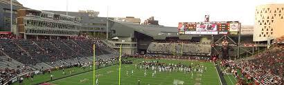 Fc Cincinnati Stadium Seating Chart Nippert Stadium Tickets And Seating Chart