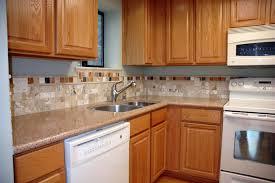 Kitchen Backsplash Ideas With Honey Oak Cabinets Wow Blog Decorating
