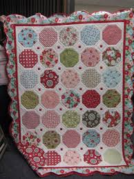 love this scrappy snowball! | A Quilty Kind of Day... | Pinterest ... & This snowball quilt would be great with Kaffe Fassett fabrics! Adamdwight.com