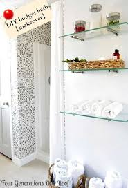How To Hang Corner Shelves Adorable How To Hang Glass Shelves Using Bingo Brackets Pinterest Ideas From