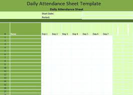 Employees Attendance Sheet Template Employee Attendance Record Template Excel Spreadsheet Log Daily