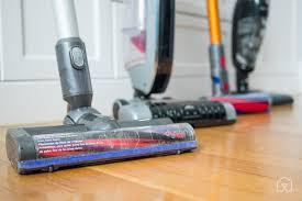 best cordless vacuum for hard floors uk
