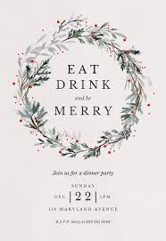 Christmas Inviations Christmas Party Invitation Templates Free Greetings Island
