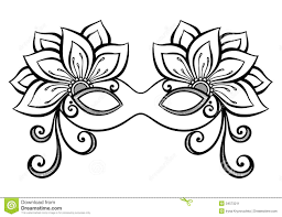 Small Picture Carnival Mask Template Masquerade Printable 318760jpg Coloring