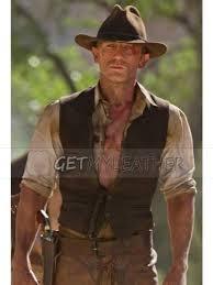 jake lonergan cowboys aliens leather vest
