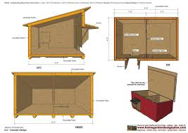 dog houses plans. dh100 insulated dog house plans design how to build an 09 houses