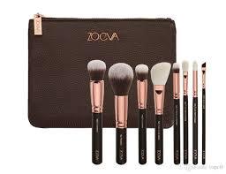 2017 new brand z o e v a brush set professional makeup brush set eyeshadow eyeliner blending pencil cosmetics tools