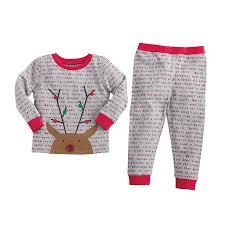 Reindeer Boy Pajamas