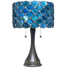 antique leaded glass lamp shades beauty home lighting decor with style table lamps antique stained glass
