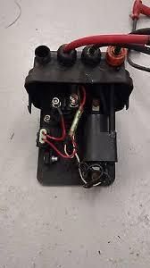 rear electrical box coil solenoid relay 1997 seadoo gti sea doo