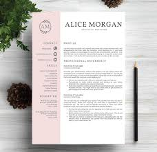 Free Resume Templates 2018 Fascinating 28 Free Printable Resume Templates 28 To Get A Dream Job Resume