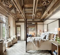 2 tags traditional master bedroom with box ceiling high ceiling ...