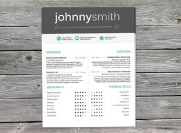Photography Resume Enchanting Photography Resume Template Creative And Original