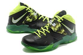 lebron 7 for sale. lebron nike zoom soldier vii(7) black-gorge green-neon for sale 7 ,