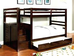 triple bunk bed with trundle triple trundle bed bunk bed with trundle triple triple bunk bed