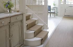 home carpeted staircase but putting down carpet can