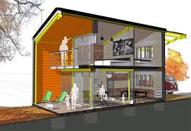 architect ed green s affordable home design could become a blueprint for a new generation of self