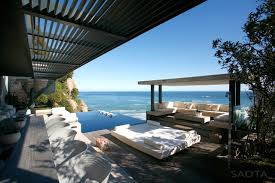 Interior Decorating Courses Cape Town Contemporary Seaside Villa In Cape Town Idesignarch Interior