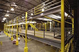 warehouse mezzanine modular office. Structural Steel Mezzanines Warehouse Mezzanine Modular Office