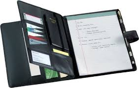 At A Glance Organizer At A Glance Planner Folio Executive Cover Organizers Mens Accessories Pockets