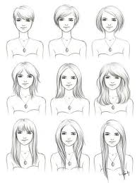 Comment Coiffer Ses Cheveux Coiffure Growing Out Hair