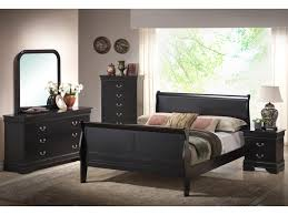 Lifestyle Bedroom Furniture Lifestyle Louis Phillipe Queen Sleigh Panel Bed Royal Furniture