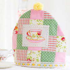 Sew your own tea cosy This project is taken from 'Cute and Easy ... & Sew your own tea cosy This project is taken from 'Cute and Easy Quilting and Adamdwight.com