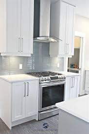 white kitchen cabinets with white quartz countertop white kitchen cabinets with grey quartz countertops savaeorg