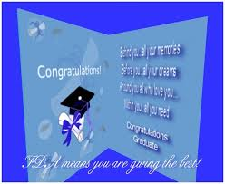Second Life Marketplace Fda Graduation Greeting Card Touch Me