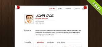 Personal Resume Website Example Sarahepps Com