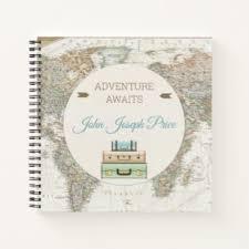 <b>Adventure Awaits</b> Notebooks & Journals   Zazzle