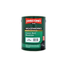 Johnstones Classic Matt Wood Stain