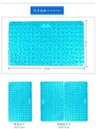 fantastical cut to size bathroom rug cobblestone bath mat friendly massage foot bathroom rug doormat bathtub