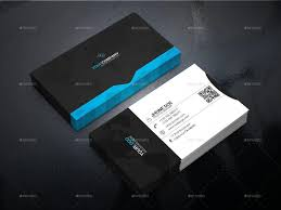 Business Card Best Design 2018 31 Professional Simple Business Cards Templates For 2019