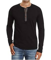 Buy DUee Men <b>Chic</b> Soft Pullover <b>Long</b>-<b>Sleeve Pure</b> Casual Classic ...