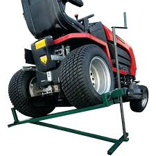 Lawn Mower Ramps Riding For Sheds Changing Blades Lowes ...