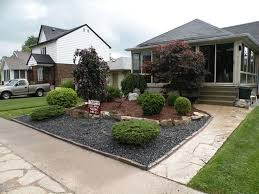 Wonderful Front Lawn Ideas 1000 Ideas About Small Front Yards On with  regard to The Most