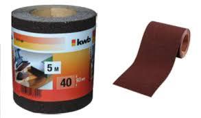 <b>Бумага наждачная</b> (5 м; 93 мм; <b>К120</b>) <b>KWB</b> 8177-12 - цена ...