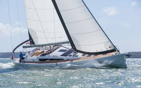 Dufour 56 Exclusive Review Smooth Cruiser Offers Style And
