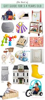 Best Christmas and Holiday Gifts for 3 year old 4 old.jpg Gift Ideas For Toddlers 3-4 Years Old \u2014 Momma Society