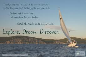 Travel Dream Quotes Best Of Dose Of Inspiration A Travel Quote By Mark Twain